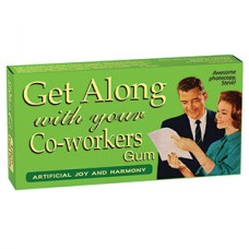 "Näts ""Get Along With Your CoWorkers Gum"""