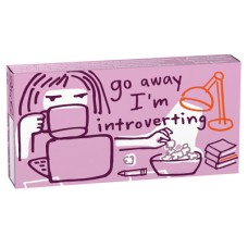 "Näts ""Go Away I'm Introverting"""