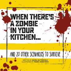 "Kinkeraamat ""Survival guide: Zombies"""