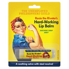 "Hügieeniline huulepulk ""Rosie the Riveter's Hard-Working Lip Balm"""