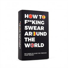 "Lauamäng ""How to F*** Swear Around the World"""