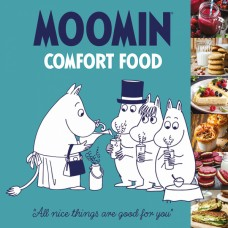 "Kinkeraamat ""Moomin Comfort Food Recipe Book"""
