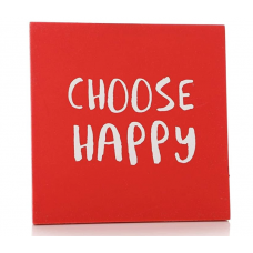 "Tassialus ""Choose happy"""